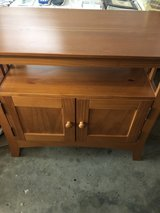 TV cabinet small in Westmont, Illinois