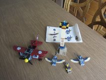Lego Pharaoh's Quest Flying Mummy Attack 7307 in Chicago, Illinois