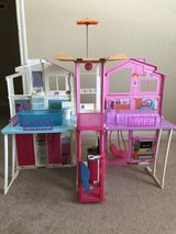 Barbie dollhouse in Tomball, Texas