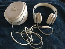 White Solo Beats Headphones by Dr Drey in Ramstein, Germany