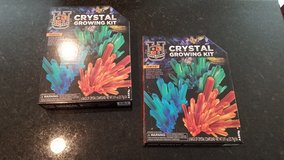 2 Crystal Growing Kits NEW in Naperville, Illinois