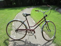 Vintage Columbia Tourist lll Women's bike in Westmont, Illinois