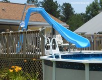 SWIMMING POOL WATER SLIDE in Cherry Point, North Carolina
