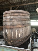 Large Antique Wine Barrels X 2 in Wiesbaden, GE
