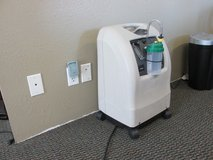 Invacare Perfecto2 V Oxygen Concentrator in Leesville, Louisiana