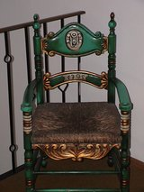 Antique Bavarian Chair in Wiesbaden, GE