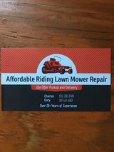 Affordable Riding Lawn Mower Repair in Houston, Texas
