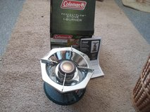 coleman perfect  flow 1 burner stove in 29 Palms, California