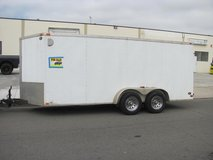 2011 ENCLOSED CARGO TRAILER in Camp Pendleton, California