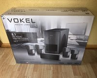 Vokel Media Labs 5.1 HD Home Theater System - Vokel VK-7 in Naperville, Illinois