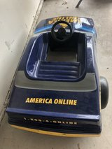 kids NASCAR ride in in Orland Park, Illinois
