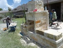 Masonry in Baytown, Texas