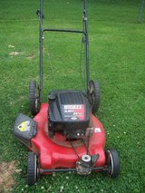 Huskee push mower in Fort Campbell, Kentucky