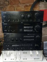 PIONEER,DENON,UHER AND PHILLIPS stereo amplifier in Ramstein, Germany