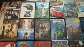 Dvds for sale in Fort Campbell, Kentucky