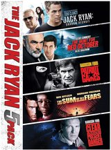 Jack Ryan 5 Pack DVD NIP in Okinawa, Japan