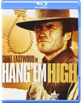 Hang 'Em High Blu-ray in Okinawa, Japan