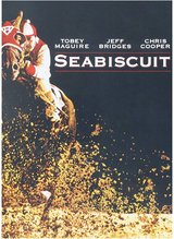 Seabiscuit DVD in Okinawa, Japan