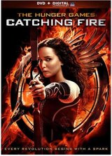 Catching Fire DVD in Okinawa, Japan