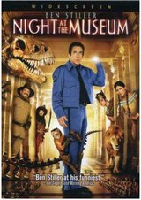 Night at the Museum DVD in Okinawa, Japan