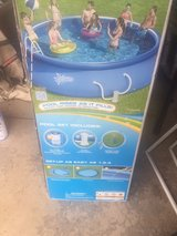 16 feet x 42 inches pool with filter  brand new never been opened and still on box in Chicago, Illinois