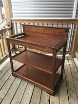 Changing table in Orland Park, Illinois