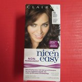 REDUCED! 3 New Clairol Nice n Easy Color Non Permanent 28 Washes 78 Medium Golden Brown HARD TO ... in Aurora, Illinois