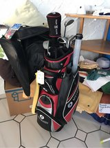 Golf Bag and Clubs in Spangdahlem, Germany