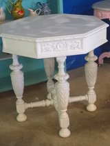 signed antique ultra high end entry way table in Cherry Point, North Carolina