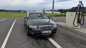 08 Audi A6 S-Line, Auto diesel in Spangdahlem, Germany