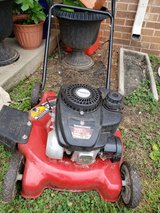 LIKE NEW YARD MACHINES PUSH MOWER in Fort Campbell, Kentucky