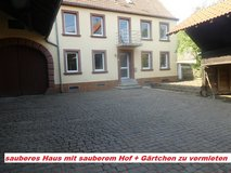 For Rent!!   Old Farm House in Quirnbach in Ramstein, Germany