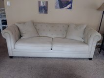 linen couch and loveseat - $150 (Oceanside) in Camp Pendleton, California