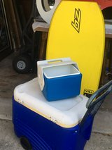 Igloo Coolers and Raft in St. Charles, Illinois