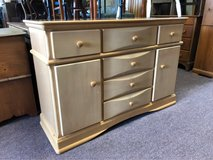 Simple long dresser in St. Charles, Illinois