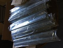REDUCED PRICE - 10 pairs of Full extension drawer slides in Travis AFB, California