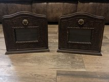 Picture frame set in Bellaire, Texas