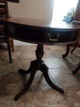 Vintage Solid Wood End Table in Houston, Texas