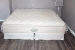 Simmons Joseph Abbout King Mattress Set in Tomball, Texas