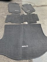 Original Toyota RAV4 mats in Chicago, Illinois