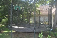 14' Double Bounce Trampoline in Tomball, Texas
