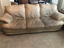 Leather Couch #2 reduced! in Kingwood, Texas