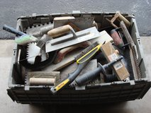 COME AND DIG THRU A TUB OF  KNIVES FOR  PLASTER, CEMENT, CERMAIC ) in Naperville, Illinois
