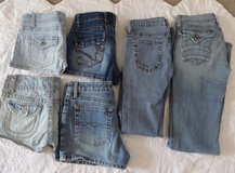 Size 1 Shorts and Jeans in Houston, Texas