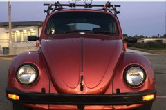 1974 Volkswagen Beetle in Camp Pendleton, California