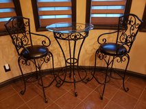 Cafe indoor table set in Fort Campbell, Kentucky
