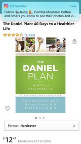 The Daniel Plan book and cookbook in Okinawa, Japan
