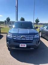 2019 Ford Truck Explorer XLT FWD in Spangdahlem, Germany