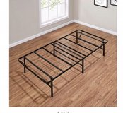 foldable cot frame with wheels in Leesville, Louisiana