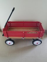 Radio Flyer Town & Country Wagon in Okinawa, Japan